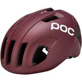 POC Ventral Spin Helmet propylene red matt